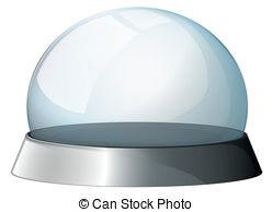 Dome clipart glass #15