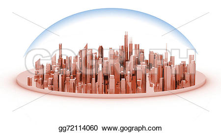 Dome clipart glass Model glass  mockup of