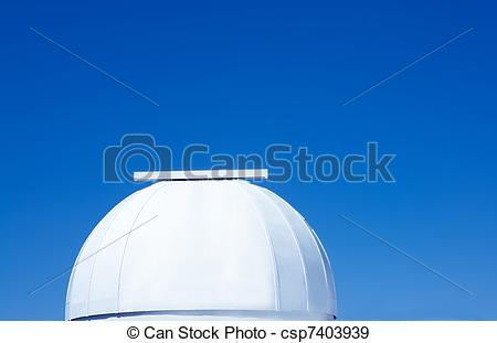 Dome clipart observatory Astronomical in dome  observatory