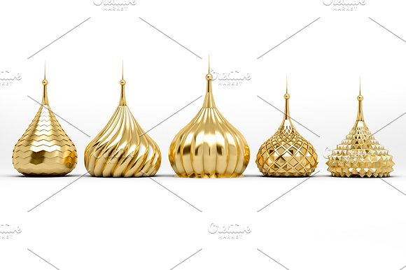 Dome clipart russian Market on  3D Graphics