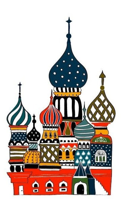 Dome clipart russian Russia Russia art's for Moscow