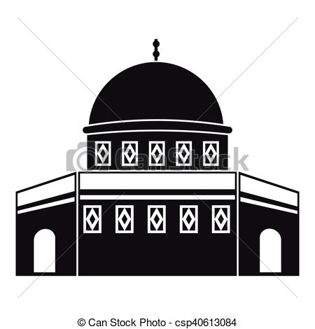 Dome clipart simple On csp40613084  the Vector
