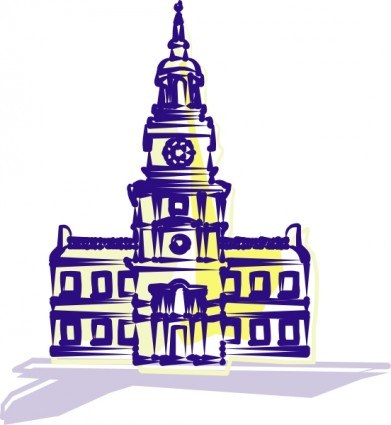 Dome clipart town council #4