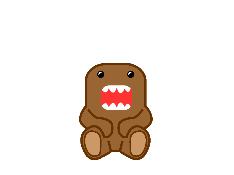 Domo clipart DeviantArt Domo by by Png