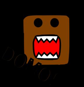 Domo clipart Free vector Domo online Art