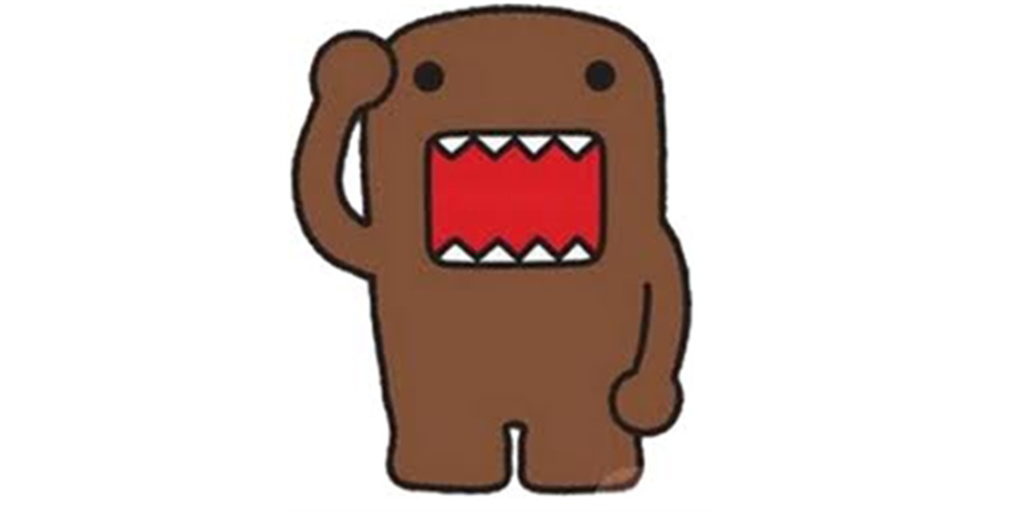 Domo clipart Plush from teams Domo for