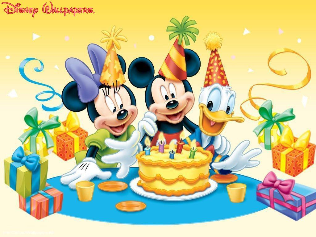 Donald Duck clipart birthday Donald minnie mickey mouse Minnie