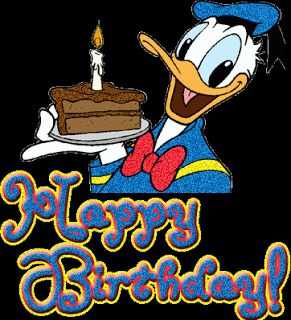 Donald Duck clipart birthday Duck  Day: 372 Happy
