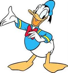 Donald Duck clipart birthday The Iconic drawing 79742 :