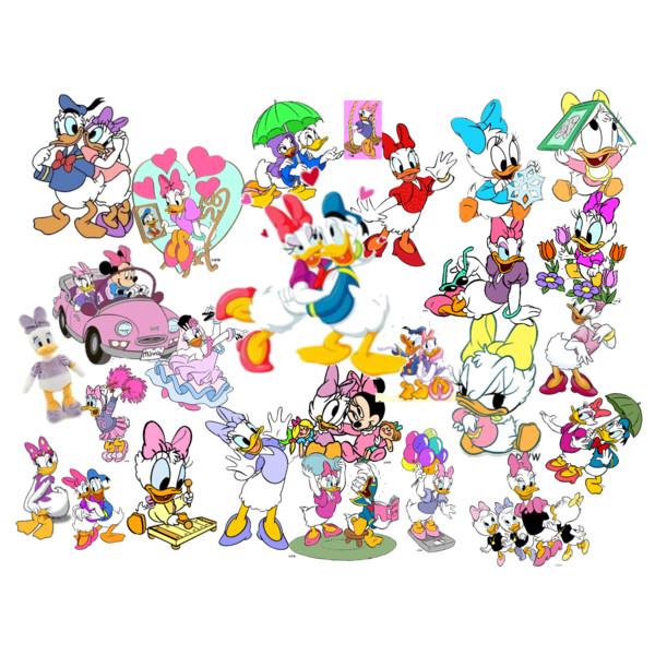Donald Duck clipart daisy duck About clipart Daisy daisy All