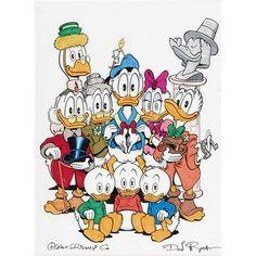Donald Duck clipart danald Zoeken duck en zijn donald