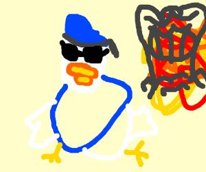 Donald Duck clipart danald From Duck an explosion Donald