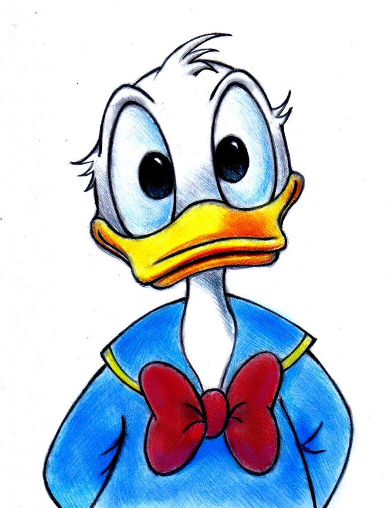Donald Duck clipart danald By duck Donald duck Angel