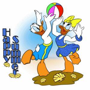 Donald Duck clipart disney summer Gif The Donald is Pinterest