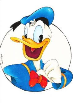 Graduation clipart donald duck #2