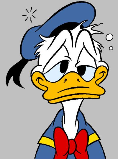 Donald Duck clipart mad Clip Clipart Donald best on