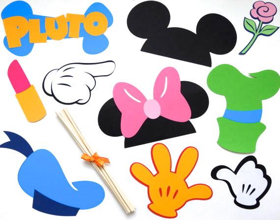Donald Duck clipart minnie mouse Mouse  Duck 10 Prop