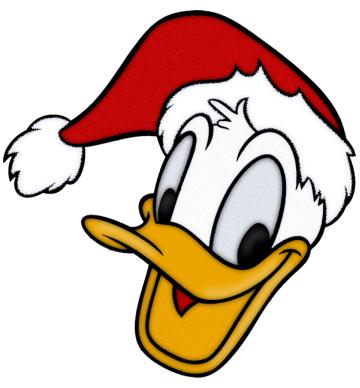 Donald Duck clipart tangled christmas light Christmas Pinterest Phreek: Duck
