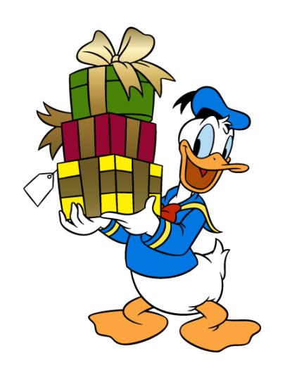 Donald Duck clipart youtube DAY AMIGO AMIGO Donald ON