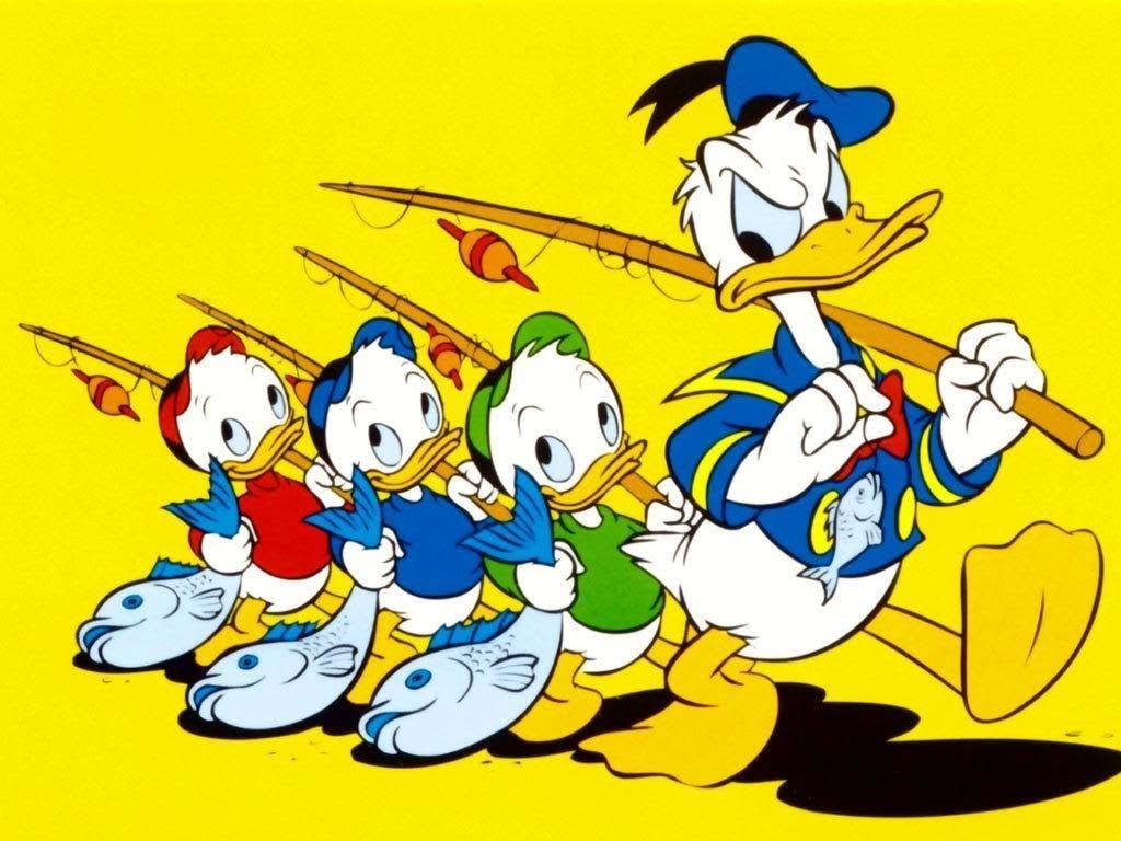 Donald Duck clipart youtube Kids Off Film Duck YouTube