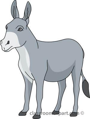 Donkey clipart Donkey art clipart clip art