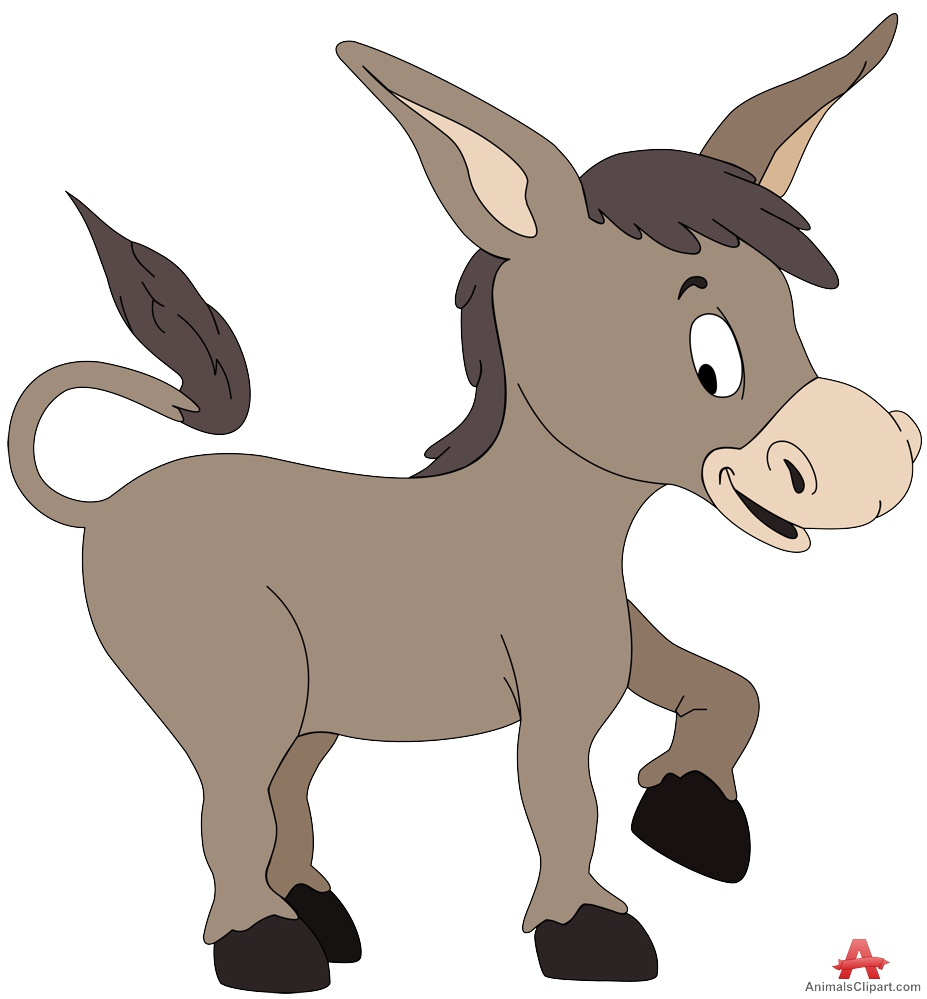Donkey clipart Clipart image free Pictures Clipartix