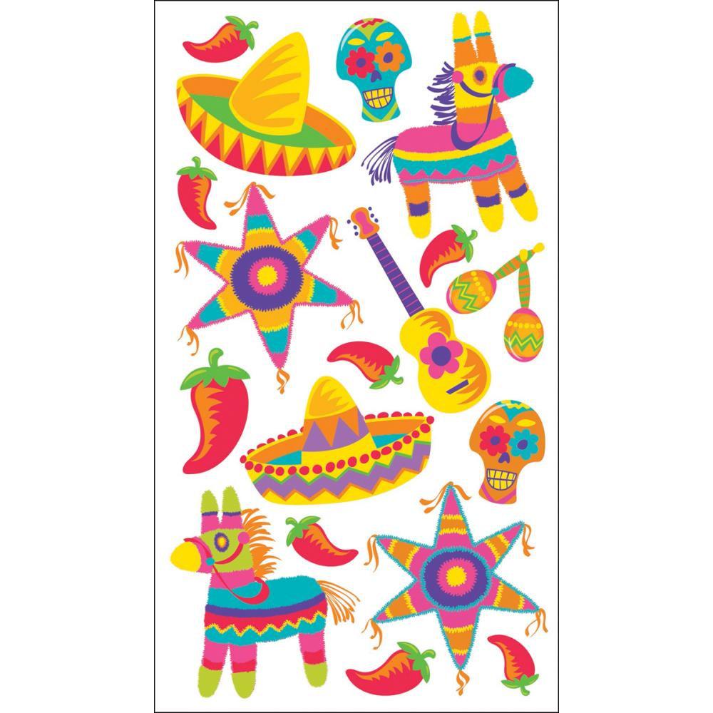 Stars clipart pinata Fiesta Fiesta Like Stickers Pinata