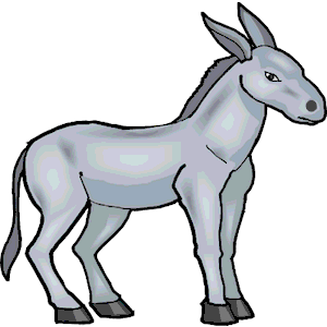 Mule clipart face Vector me Donkey graphics donkey