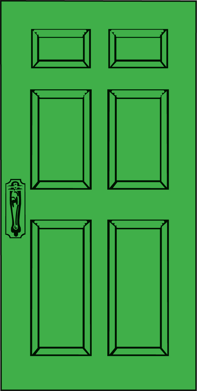 Door clipart Clipartfest Rectangle com clipart Cliparting