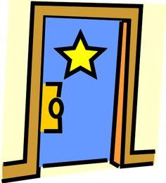 Door clipart bedroom door Door Bedroom Clipart Clipart Door