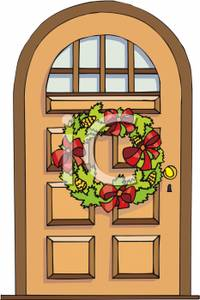 Doorway clipart cartoon #4