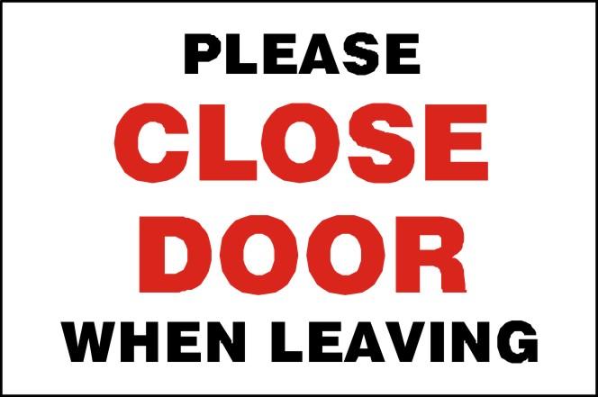 Open Door clipart please #11