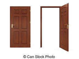 Open clipart closing door Open free and Illustrations Closed