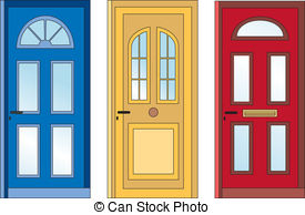 Door clipart cute door #9