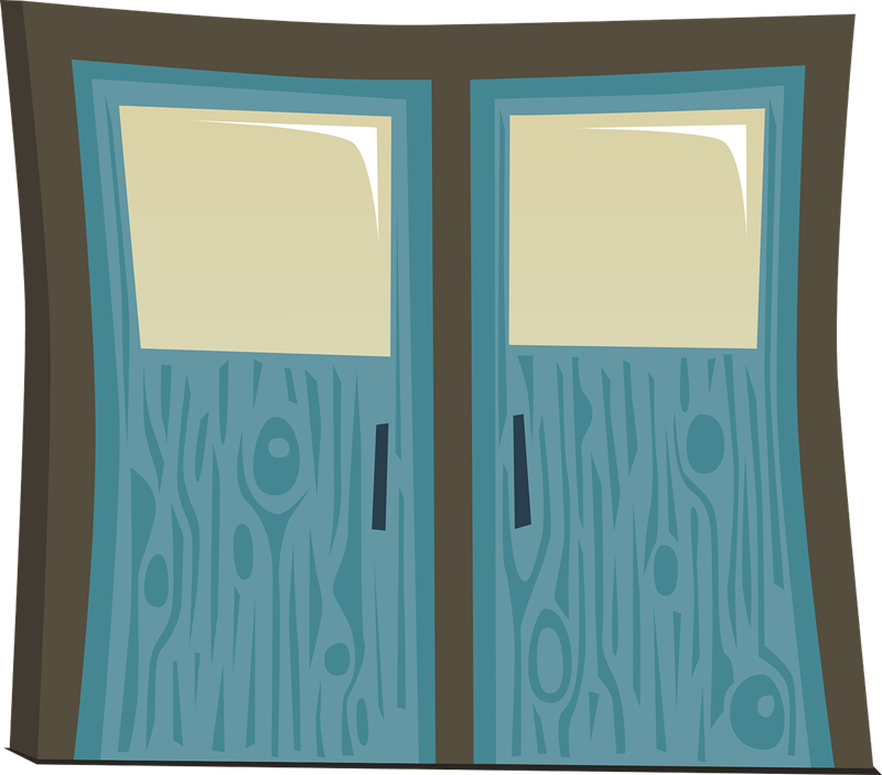 Door clipart cute door #7