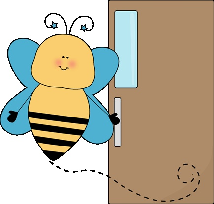 Door clipart cute door #4