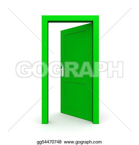 Door clipart door frame #5