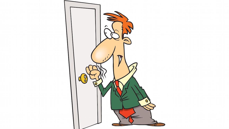 Door clipart door knocking The the clipart door Knocking
