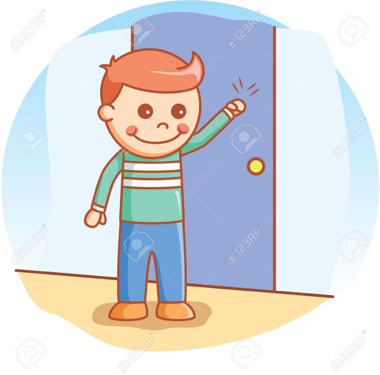 Door clipart door knocking 4012 On Clipart Free Knock