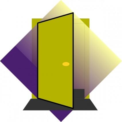 Door clipart doorway #15