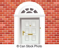 Doorway clipart entrance Illustration Front Clipart Front