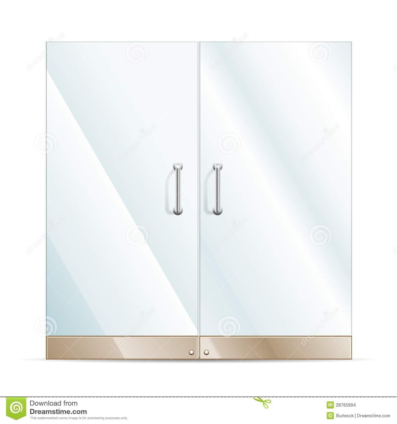Door clipart glass door Door Download Clipart Door Glass