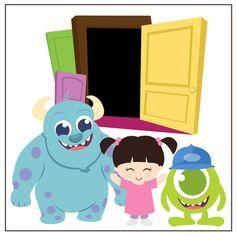 Door clipart monsters inc Pinteres… Inc Disney Cartoon Image
