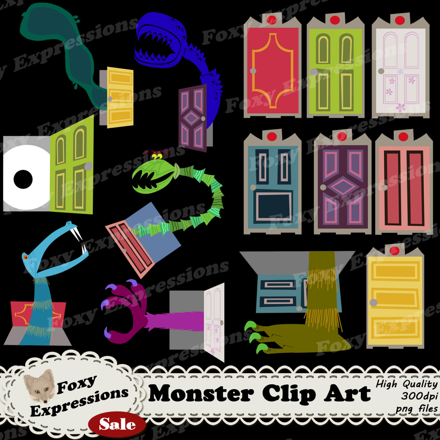 Door clipart monsters inc 14 inspired Monsters is with