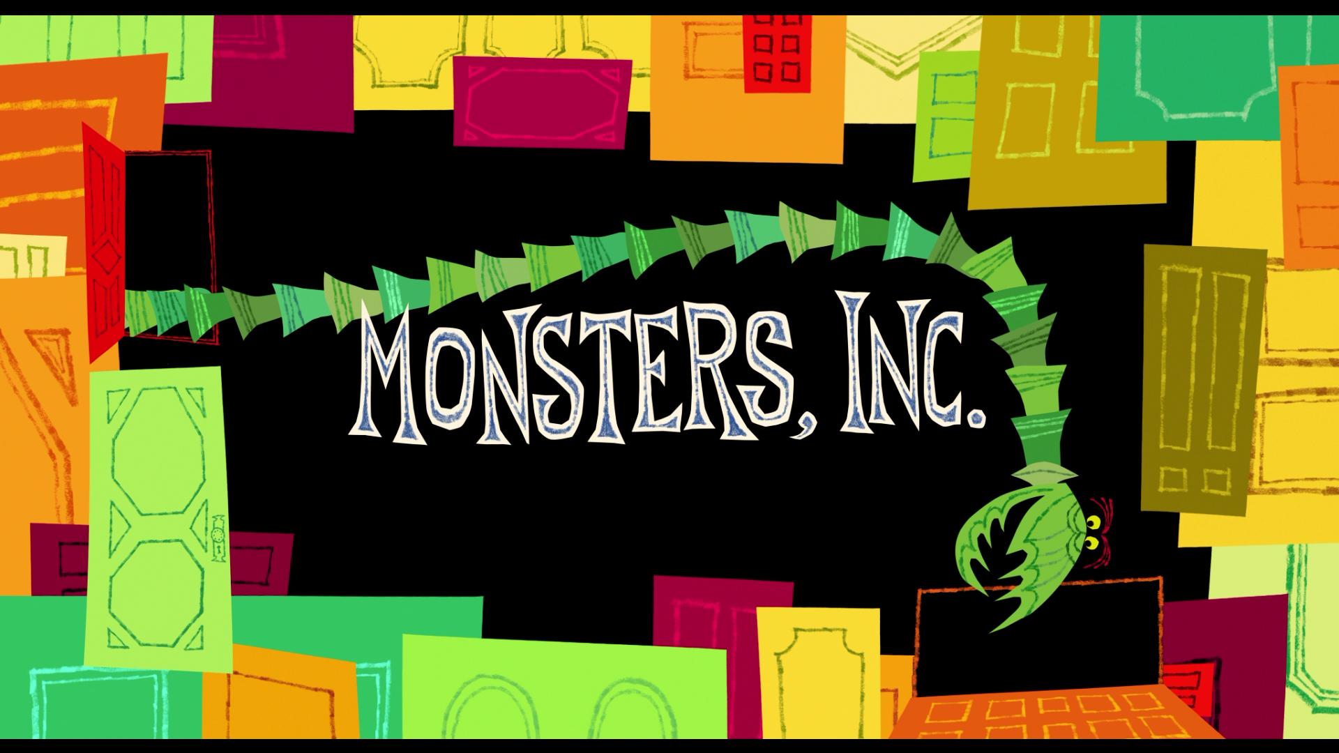 Door clipart monsters inc Monsters Fresh Romey Monsters Fresh