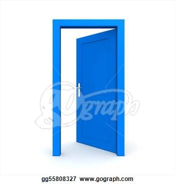 Doorway clipart blue door Opening%20clipart Panda Clipart Free Gate