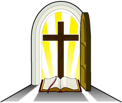 Open Door clipart old door Church clipart collection open Clipart