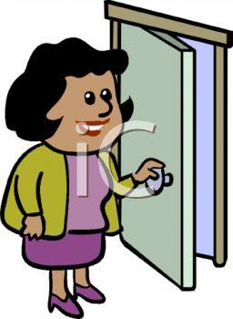 Open Door clipart class Clipart door clipart clipart opening