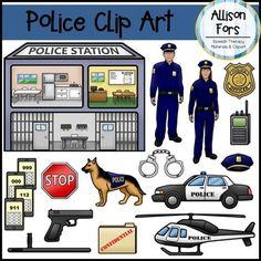 Door clipart police station #7