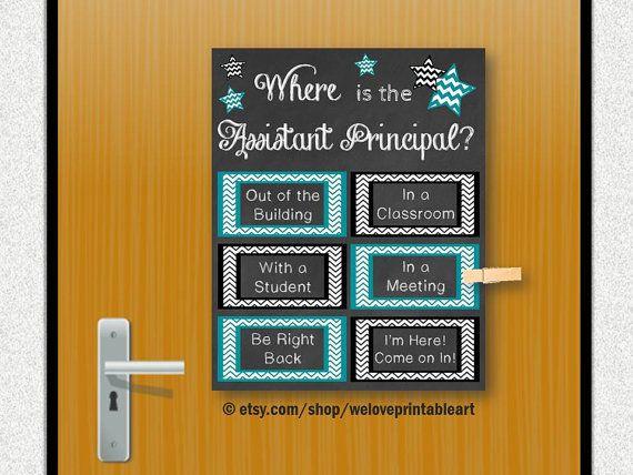 Door clipart principal's office Ideas 25+ principal principals printable